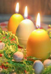 Наборы свечей Пасхальное яйцо.