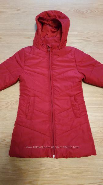 Курточка, пальто 4-5 лет весна, осень