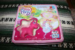 Чудесная настольная игра для девочки от 3 лет с пони
