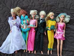 Куклы Барби оригинал Маттел 90-х