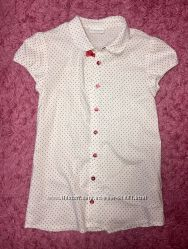 Хлопковая рубашка Waikiki 8-10 лет