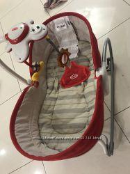 Кресло-качалка-люлька Tiny love Мамина любовь с рождения и до 18 кг