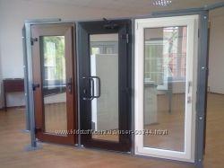 Евроокна, двери, балконы от производителя