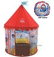 СП палатки для игр и корзины для игрушек