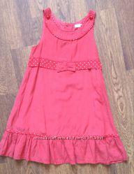 летнее платье на 3-5 лет