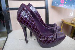 Туфли Charles David размер 36 шпилька 9, 5 см