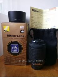 Nikon Nikkor AF-S DX VR 55-200 mm f4-5. 6G IF-ED