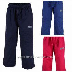 Теплые непромокаемые штаны на флисе PIDILIDI 134, 140, 146, 152, 158