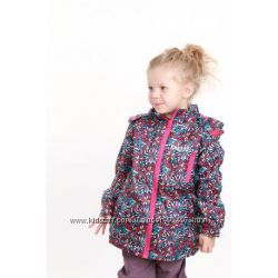 Демисезонные курточки  модным девочкам  OUTDOOR размеры 80, 86, 92, 98 нали