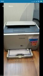 Продам цветной лазерный принтер Samsung CLP-310