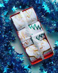 Именные дизайнерские платочки с вышивкой - идея подарка
