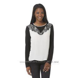 Нарядная блузка - реглан из США фирмы Metaphor. Два цвета.