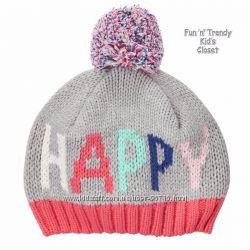 Теплая шапка gymboree - S, M, L