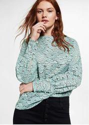 Кружевная блуза Mango Violeta  - S наш 48-50р