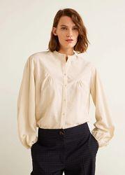 Струящаяся фактурная блузка Mango - S, M