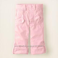 Распродажа - Катоновые брюки-капри от Childrens place на 6-10лет
