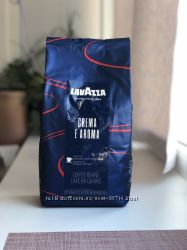 Кофе в зернах Lavazza Crema e Aroma espresso оригинал Италия