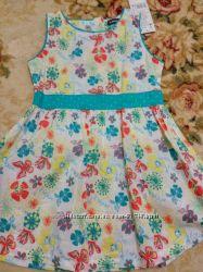 Новые платья на девочек