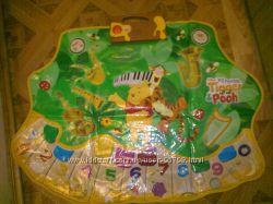 Музыкальный коврик Disney Tiger&Pooh