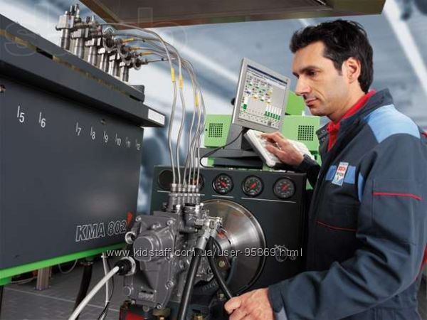 ремонт топливной аппаратуры , насосов.