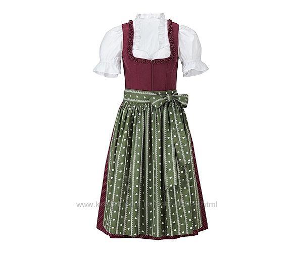 Баварский национальный наряд дирндль Германия