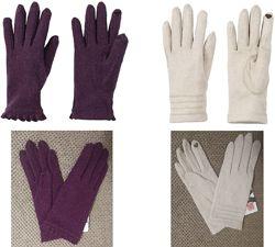 Элегантные перчатки из шерсти Германия