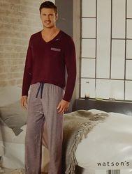 Уютный домашний костюм пижама Германия М