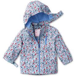 Курточки непромокайки для девочек Германия 86 92