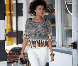 Модная блуза туника Германия