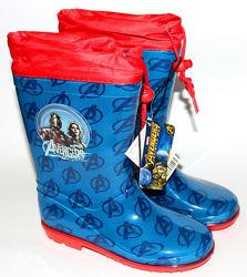 Непромокайки дождевые сапожки c Avengers Marvel