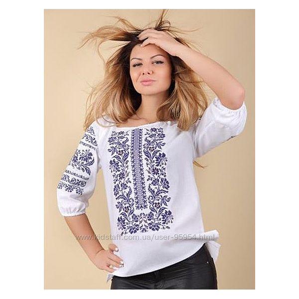 Вишукана блуза вишиванка