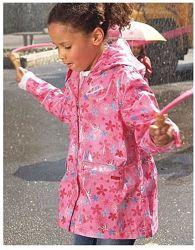 Куртка парка непромокайка с флисом Германия