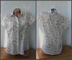 Батистовая рубашка f&f