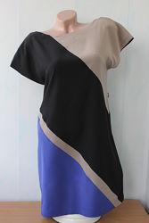 Шикарное платье из натурального шелка coast