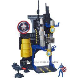 Бункер капитана Америка, игровой набор от Hasbro