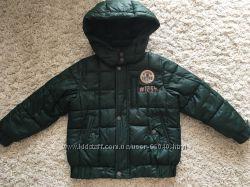 Куртка chicco для мальчика 7 лет