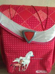 Рюкзак немецкой фирмы HERLITZ для девочки