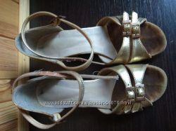Бальные туфли GRANDPRIX   золотые
