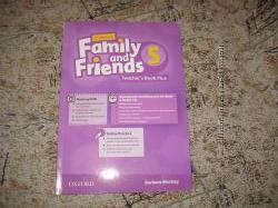 Family & Friends 5 Teachers book 2-е издание