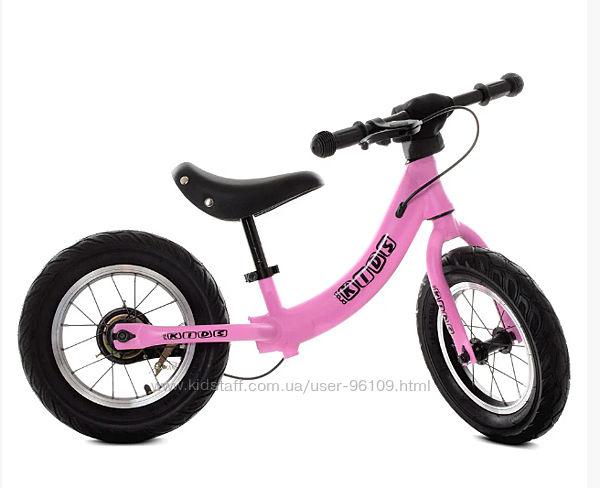 Беговел Profi  Kids надувные колеса 12 дюймов 5450A-4
