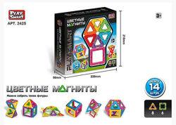 Магнитный конструктор PlaySmart  2425 Суперцена