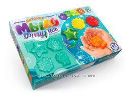Набор для детского творчества Фигурное мыло Данко тойс