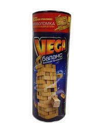 Настольная игра Vega, Башня, Дженга, Вега, Jenga.