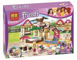 Конструктор Парк из серии Friends, 422 детали
