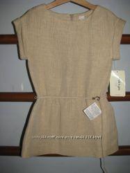 Взрослое платье Zara на маленькую стиляжку. 4-5лет.