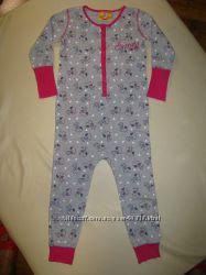 Пижамы Next. 6 и 7 лет. Отличное состояние.