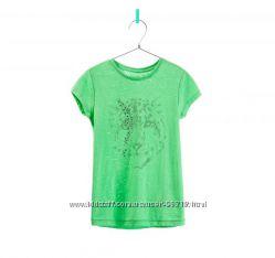 Стильные футболки ZARA. Оригинал. 4-5 и 5-6лет.