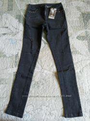 Puledro, Новые джинсы-скинни, 13-14 лет