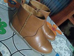 Недорого деми ботинки Kiabi