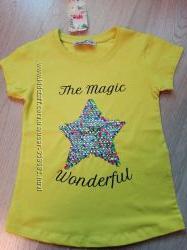 Продам футболки для девочки, Турция , WANEX